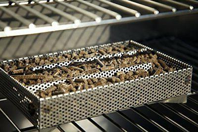 Pellet Tray BBQ Pellets Smoke Barbecue Smokers Grill Trays