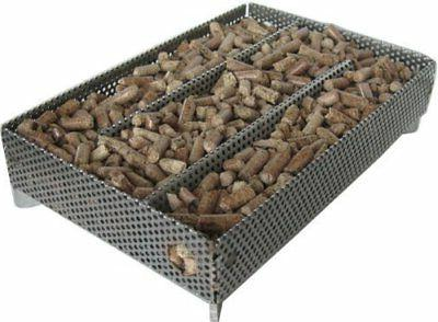 Pellet Tray Prefilled Pellets Wood Smoke Barbecue Smokers