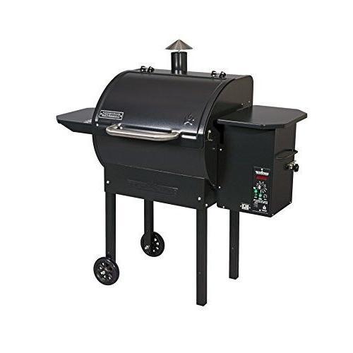 pg24dlx deluxe pellet grill y smoker bbq