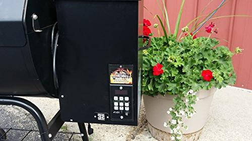 Grill Controller for Boss,Camp Chef,