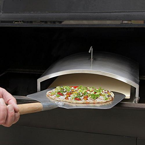 Green Pizza Oven Combo