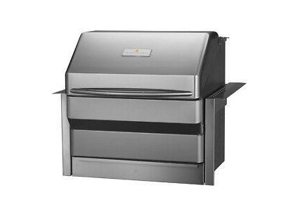 pro built in wifi enabled pellet grill