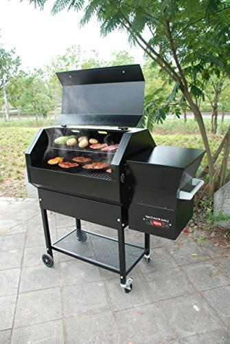 Lonestar Chef Lonestar 1160 Area, Black