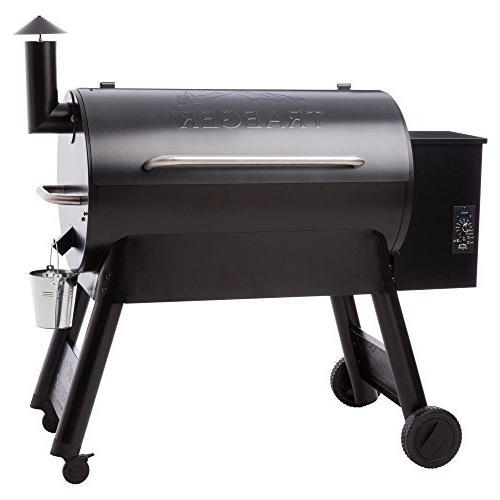 series 34 wood pellet grill