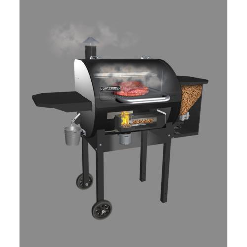 Camp Chef Smoke Pro DLX Pellet Grill In Bronze I Auto Start