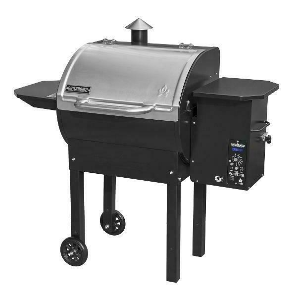 smoke prodlx pellet grill 2 days delivery