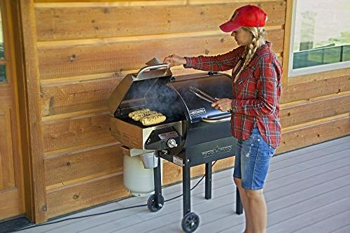 Camp 24 Pellet Grill with Included