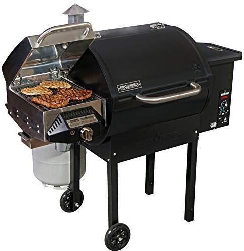 smokepro dlx 24 pellet grill