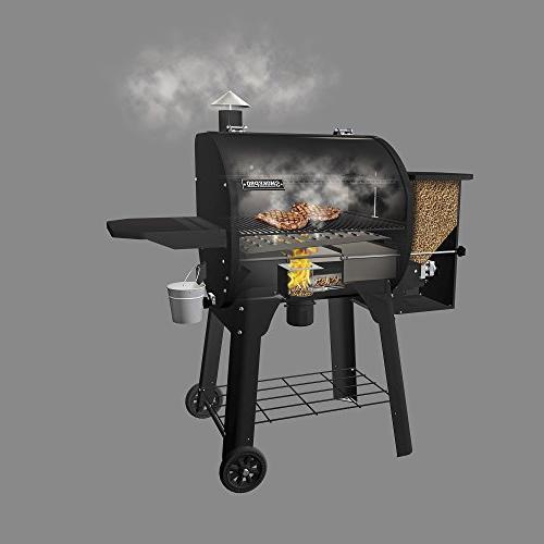 Camp Chef SmokePro 24 Grill Smoker,