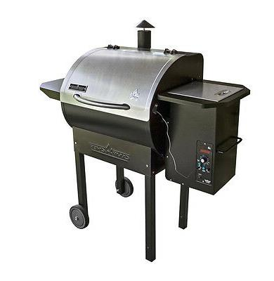 smokepro stainless dlx pellet grill