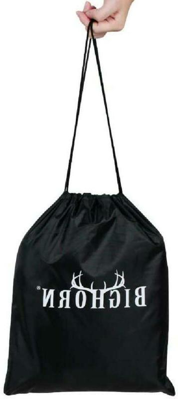 BIG HORN Cover, Pellet Grill Cover, Heavy Cha