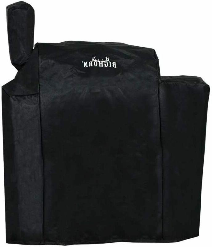 smoker cover pellet grill cover heavy duty