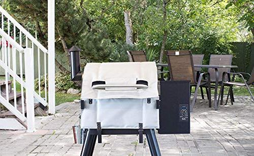 Smoker Traeger Pro 22 – Keep During Winter - Compare to Lil' -