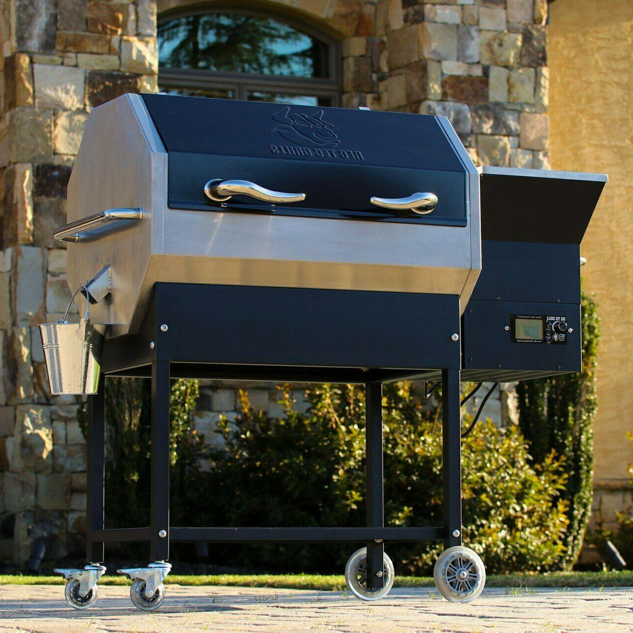 REC RT-590 | Enabled Grill