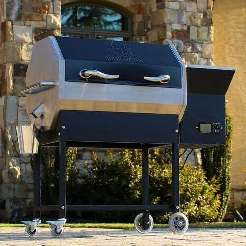 REC Grills | RT-590 | Enabled Pellet