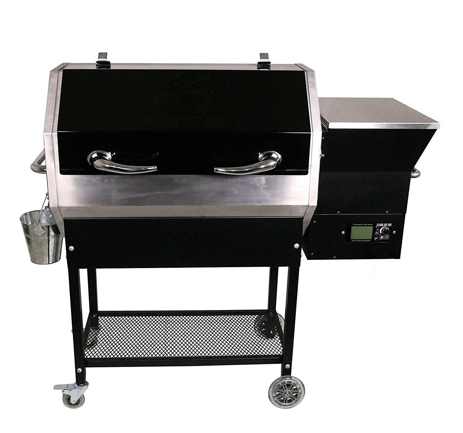 REC TEC Grills RT-590 | Enabled