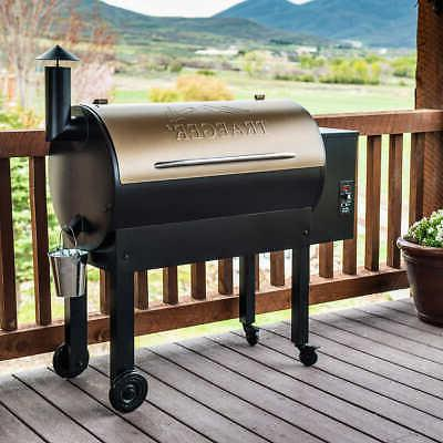 texas elite pellet grill 34 cover included