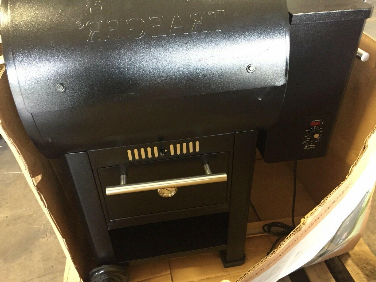 Traeger Wood Pellet BBQ New