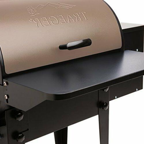traeger pellet grills bac361 20 series folding