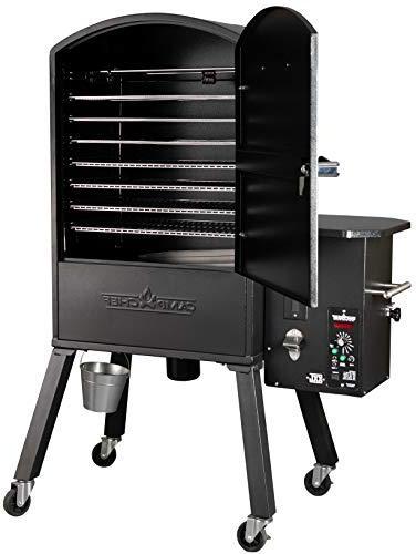 vertical pellet grill smoker