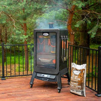 Louisiana Grills Smoker, sq.in.Total Cooking Area