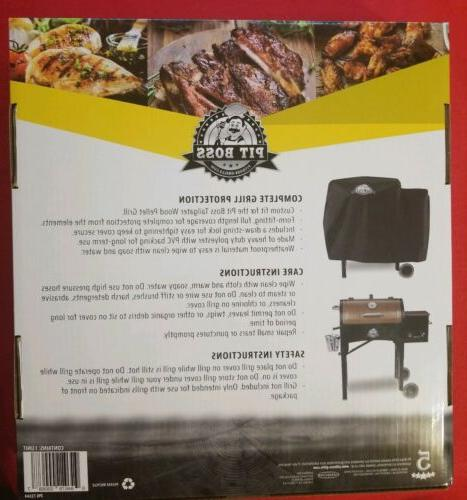 PIT GRILL TAILGATER cover Polyester/PVC backing NEW
