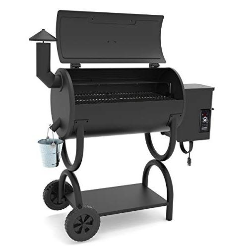 Z Smoker Ourdoor Grill 550 SQIN Hopper
