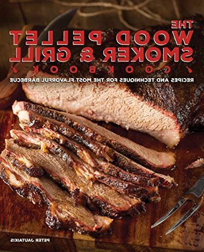 wood pellet smoker grill cookbook recipes techniques most fl