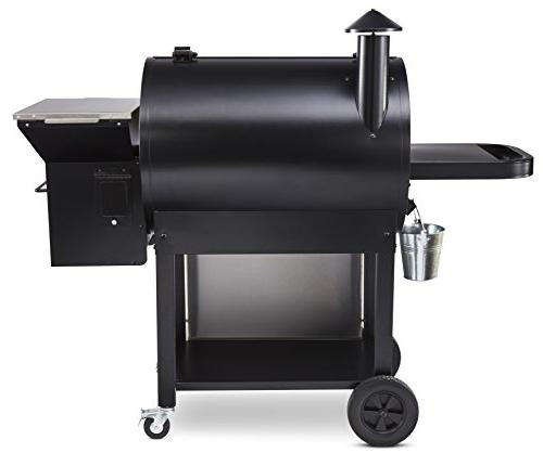 Kenmore Wood Pellet Smoker Grill with Stainless Steel