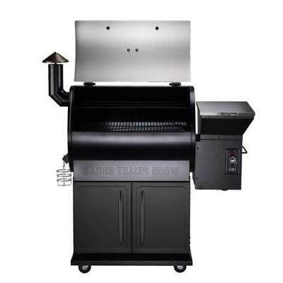 Z GRILLS Grill and Smoker Camp Pro w/Digital Control