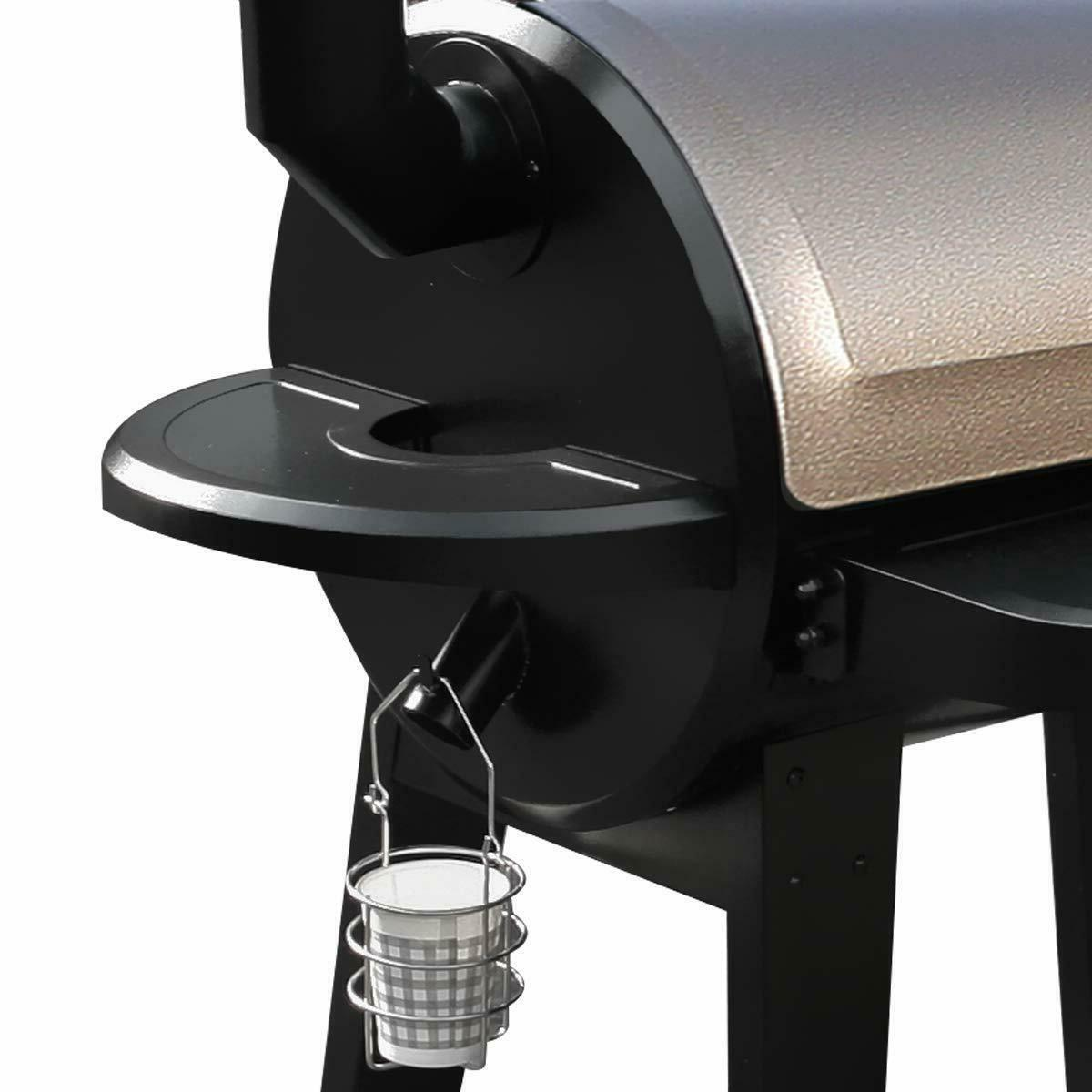 Z GRILLS BBQ Grill with Digital Controls Outdoor Cooking