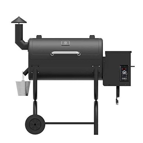 ZGRILLS Wood Pellet Grill Smoker BBQ Grills and