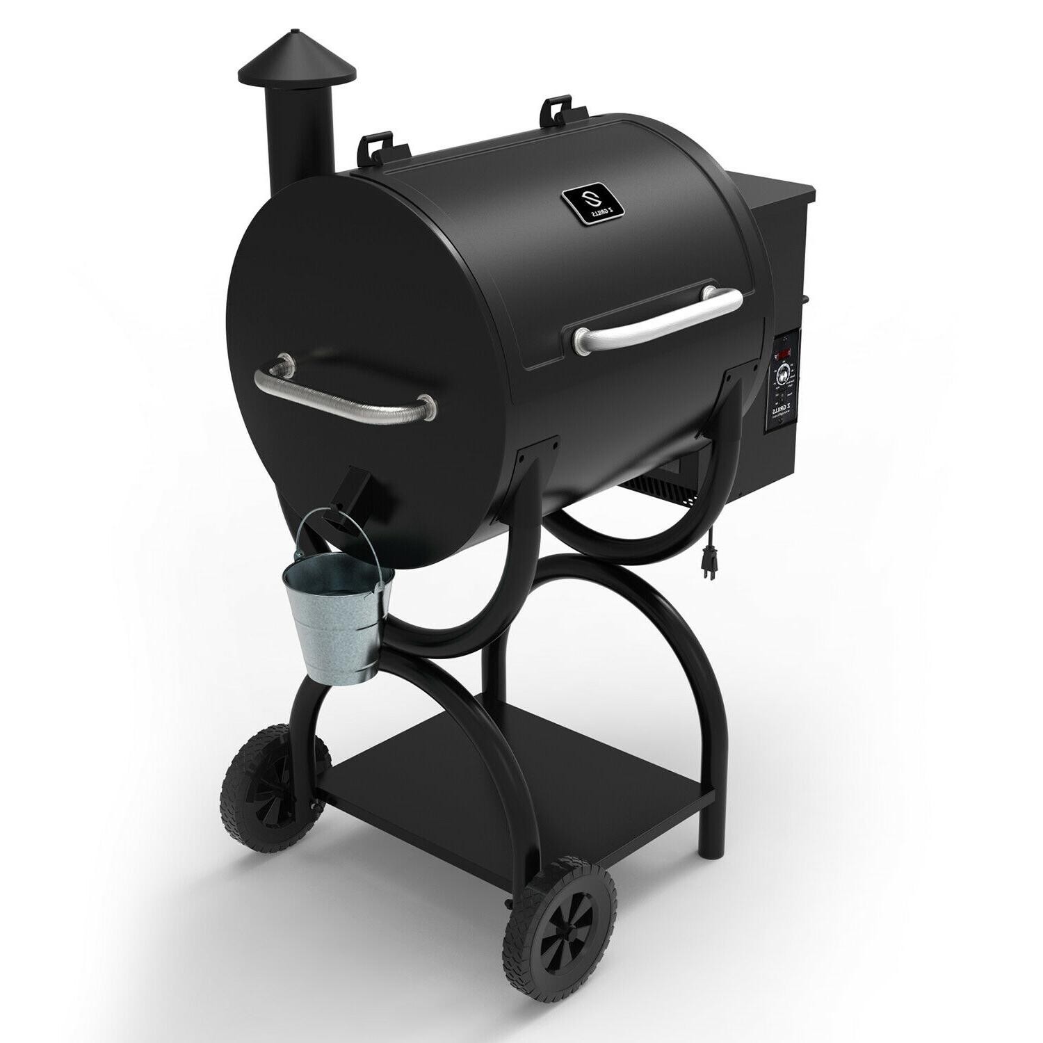 Z GRILLS Pellet Grill with Digital