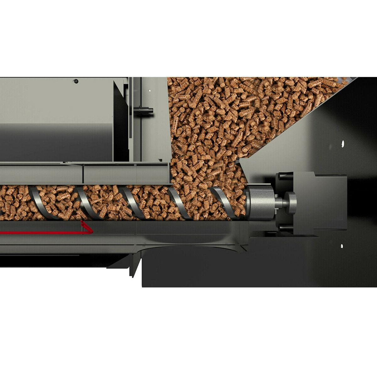 Z GRILLS ZPG-550A Wood Pellet with
