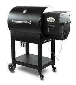 LOUISIANA GRILLS LG700 Barrel Wood Pellet Smoker BBQ Grill S