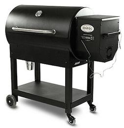 LOUISIANA GRILLS LG900 Barrel Wood Pellet Smoker BBQ Grill S