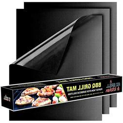 Grill Mat - Copper Grilling Mat - Gas Grill Mat - Best BBQ G
