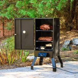Masterbuilt MB20077618 30 Inch Analog Electric Smoker