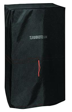 Masterbuilt MB20080218 38 in. Propane Smoker Cover, Black