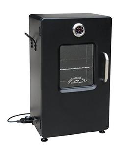 Smokey Mountain Stand Alone Electric Smoker Black-Mfg# 32954