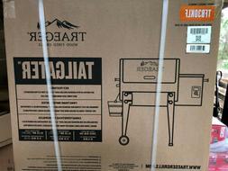 NEW Traeger TFB30KLF Tailgater 20 Pellet Grill Barrel Wood O