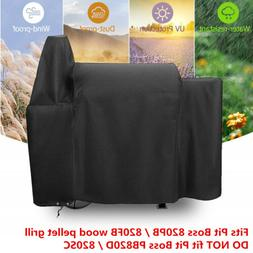 outdoor waterproof bbq grill cover for pit
