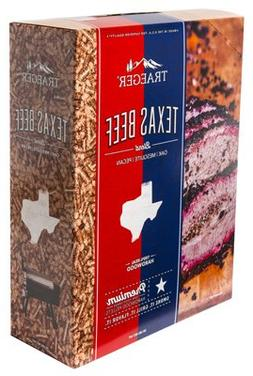Traeger PEL326 Texas Beef Blend Wood Pellets, 20 lbs