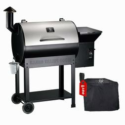 Z GRILLS Pellet Grill Outdoor BBQ Smoker 2019 New Model Heav