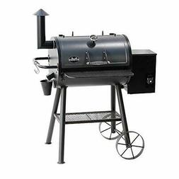 BIG HORN OUTDOORS Pellet Grill and Smoker, 700 Sq. in. Cooki