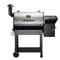Z GRILLS Pellet Grill BBQ Barbecue Smoker Outdoor Cooking ZP