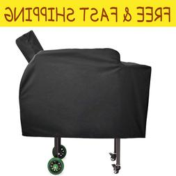 Mini Lustrous Pellet Grill Cover for Green Mountain Grill GM