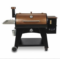 Pit Boss Pellet Grill Flame Broiler and Cooking Probe