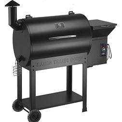 Tenive Pellet Grills Pro 7 in 1 Electric Wood Pellet Smoker