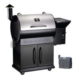 Z GRILLS Pellet Grill and Outdoor Smoker 2019 New Model with